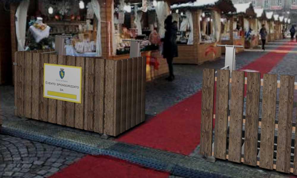 Simulazione con finitura legno mercatini-CARTELLO-2